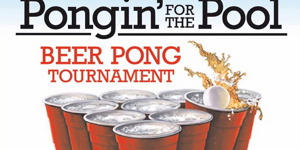 PONGIN' for the POOL