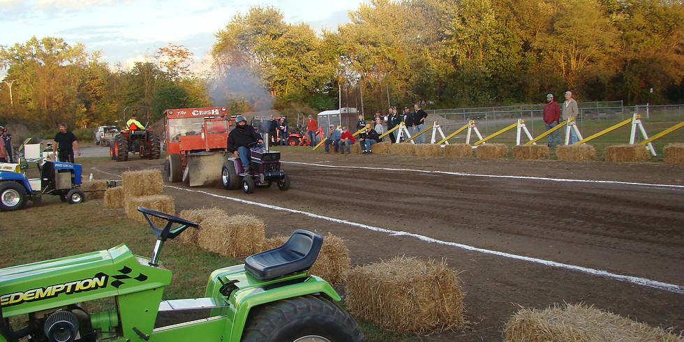 3rd Annual Berwick Tractor Pulls