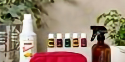 Spring Cleaning with Young Living Essential Oils