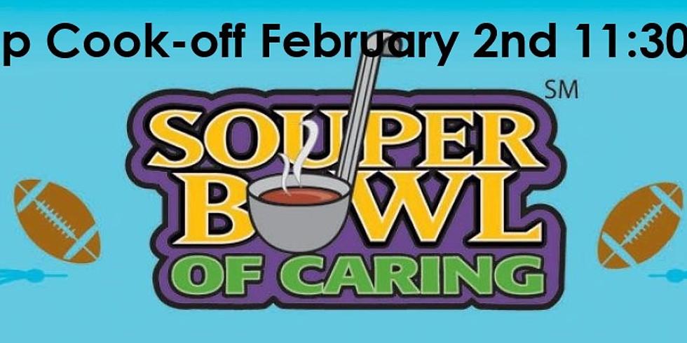 Souper Bowl Soup Cookoff