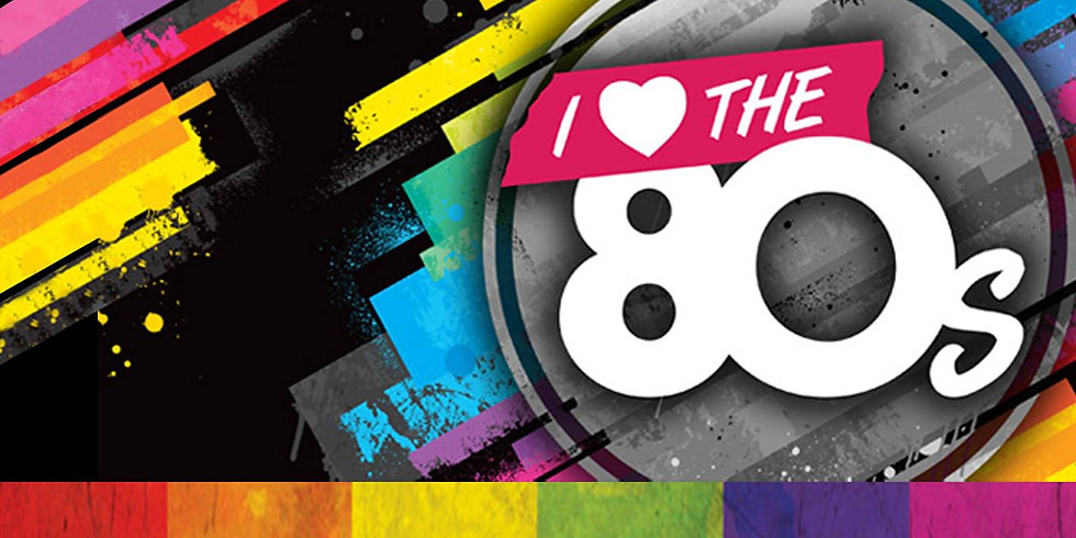 80s Party!!: To Benefit Camp Ability