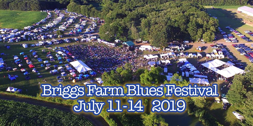 Briggs Farm Blues Festival 2019