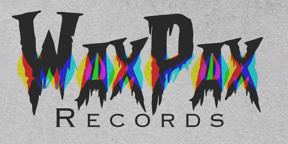 WaxPax Records Pop Up Store