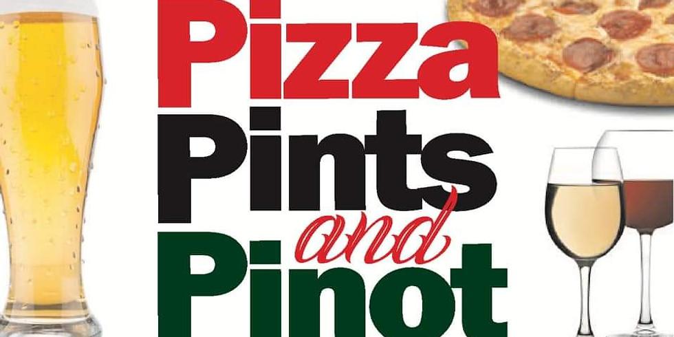 Pizza, Pints & Pinot