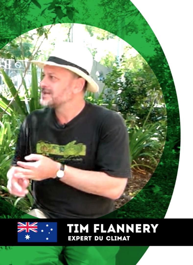 #005 Mooc Tim Flannery