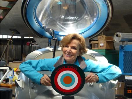 Sylvia Earle, la sirène des océans.
