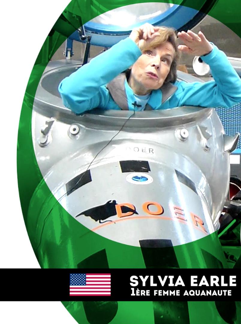 #002 Mooc Sylvia Earle