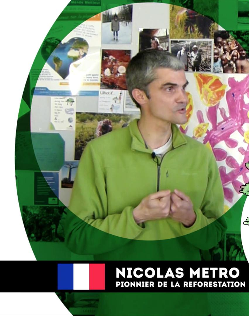 #009 Mooc Nicolas Métro