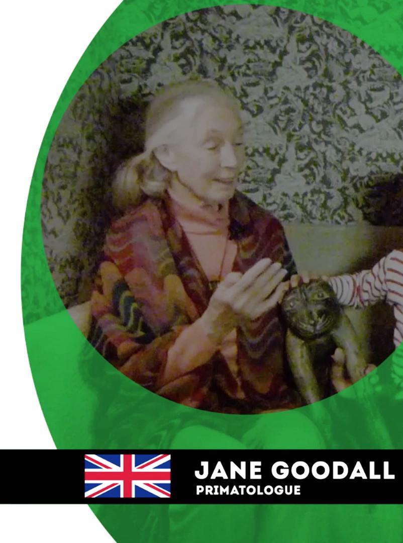 #003 Mooc Jane Goodall