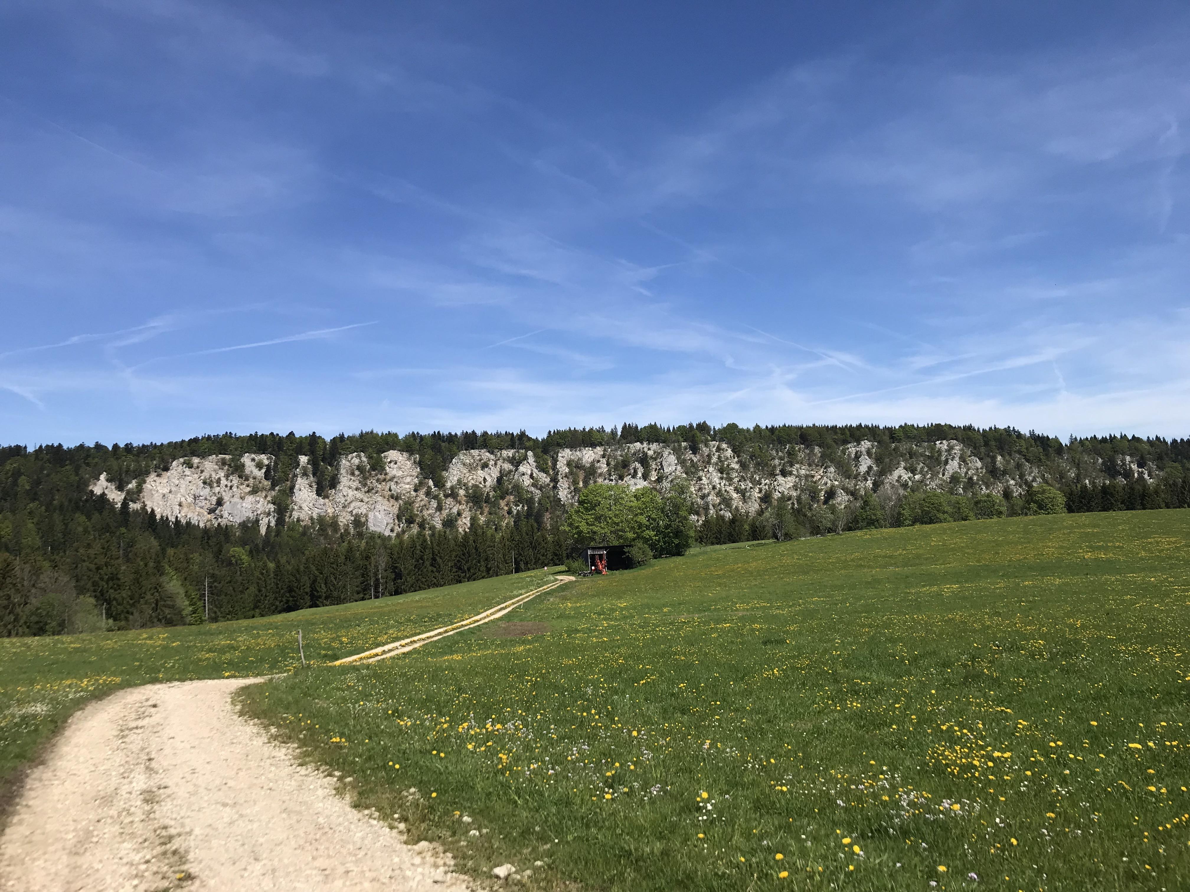 Les rochers du cerf