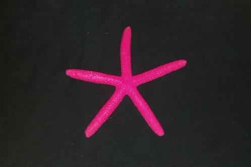 Silicone Star Fish - Pink