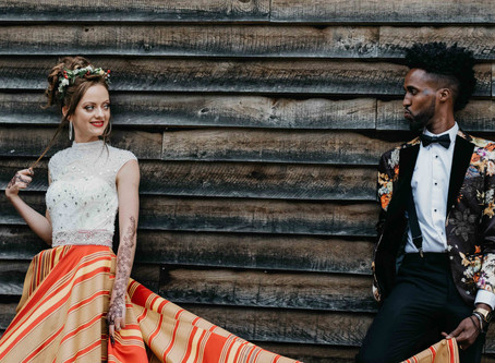 JORDANS MILL, BEDFORDSHIRE WEDDING // TAMSIN + ABDI