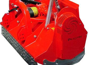 Trituradora Forestal Dragone HFS.