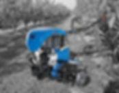 Yagmur Motoazadas. Motoazadas profesionales de 5 a 15 Cv.