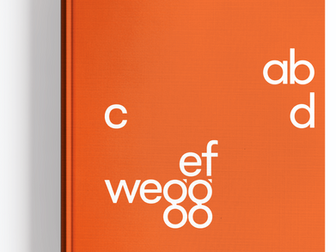 The Journey of a New Type Design.