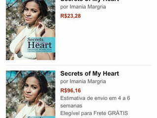 Available on Amazon Brazil!!