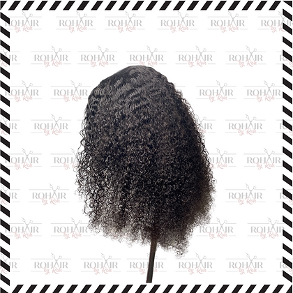 Kinky Curly Frontal Wig