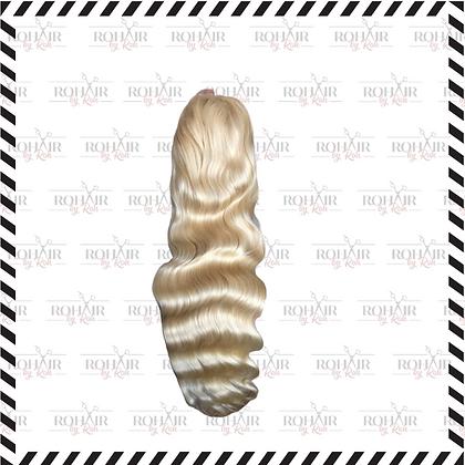 Blonde Body Wave Closure Wig