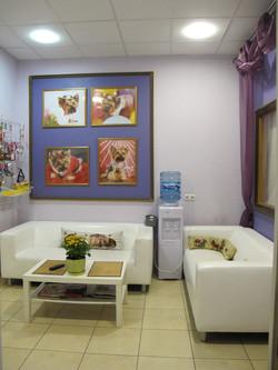 Комната для посетителей