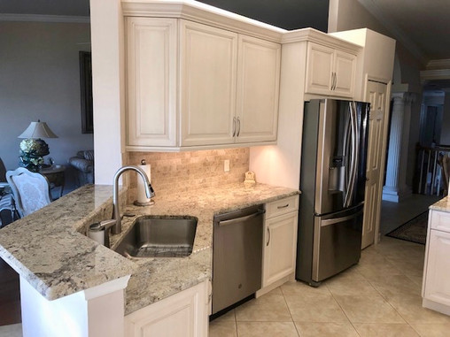 5. Kitchen on Pinnacle Ln in Naples, FL 34110