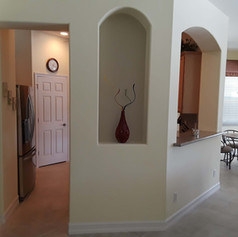 Kitchen renovation in Estero