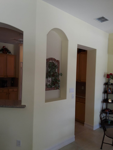 13. Kitchen on Masters Circle in Pelican Sound, Estero (BEFORE)