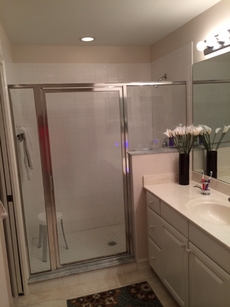 21. BEFORE Master Bathroom Remodel - Island Sound Cir.