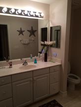 26. BEFORE Master Bathroom Remodel - Island Sound Cir.