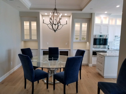 1. Dining room on Barefoot Blvd in Bonita Springs, FL 34134