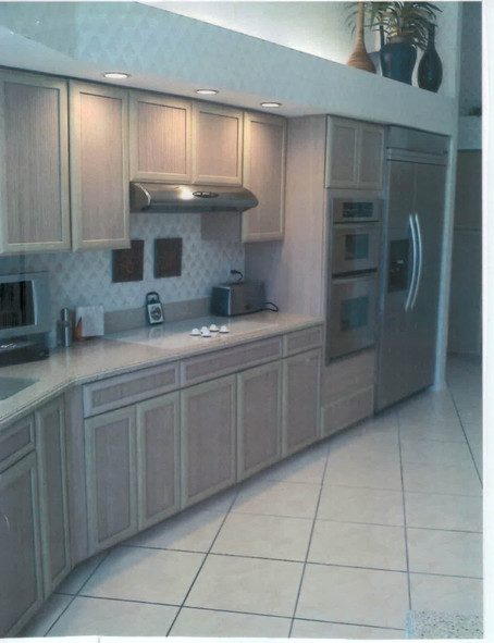 12. Kitchen on Panther Paw Ct before renovations