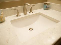 32. Guest bathroom remodel - Island Sound Cir.