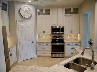 10. Kitchen on Masters Circle in Pelican Sound, Estero (AFTER)
