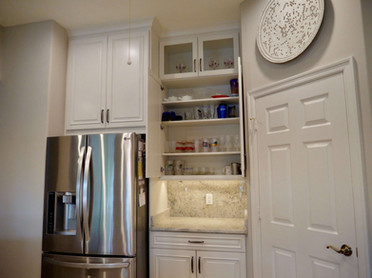 12. Kitchen on Masters Circle in Pelican Sound, Estero (AFTER)