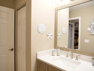 30. Guest bathroom remodel - Island Sound Cir.