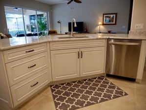 2. Kitchen on Masters Circle in Pelican Sound, Estero
