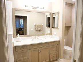 27. AFTER Master Bathroom Remodel - Island Sound Cir.