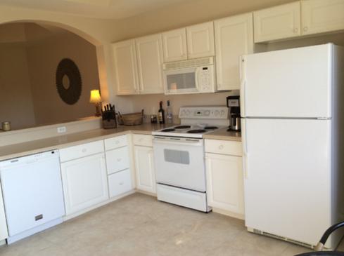 10. BEFORE Kitchen Remodel - Island Sound Cir.