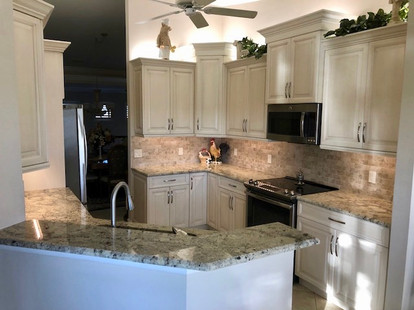 4. Kitchen on Pinnacle Ln in Naples, FL 34110
