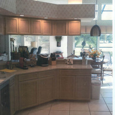 Kitchen remodel in Fort Myers