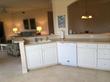 4. BEFORE Kitchen Remodel - Island Sound Cir.