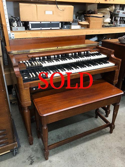 Hammond B3 & Leslie 22H