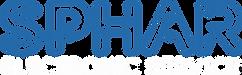 SPHAR_blue_white logo.tif