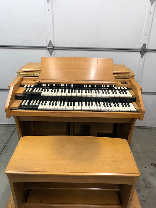 Hammond C3 & Leslie 45