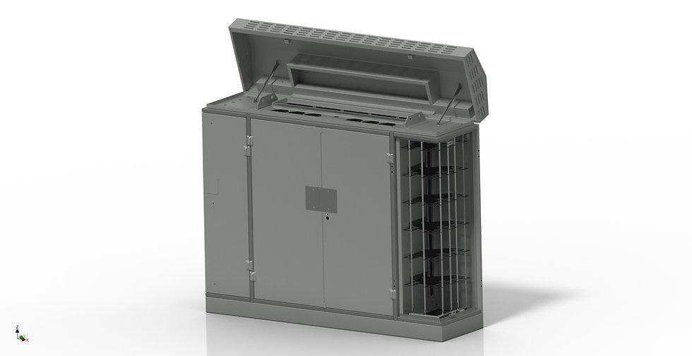 Multibay Distribution Enclosure