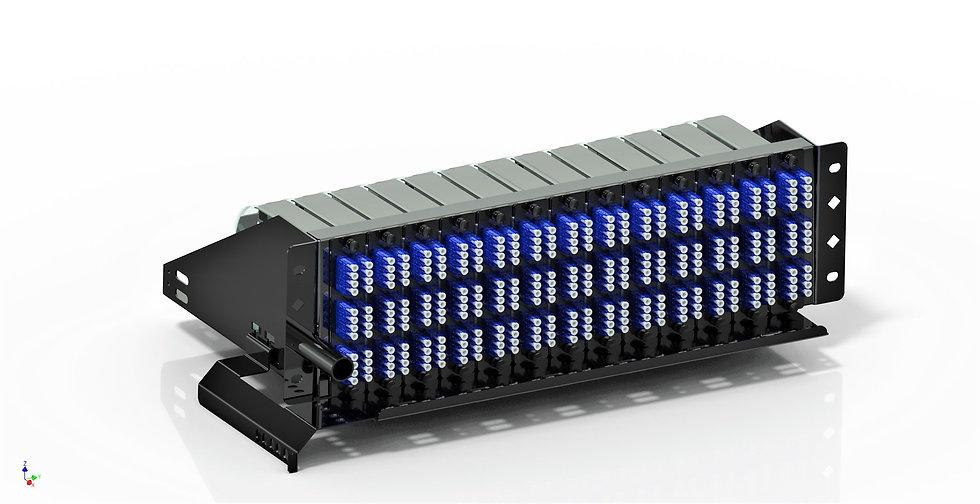 Cartridge Fibre Tray