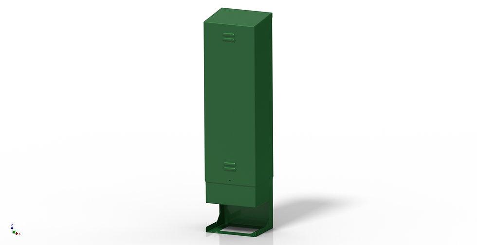 Distribution Pillar