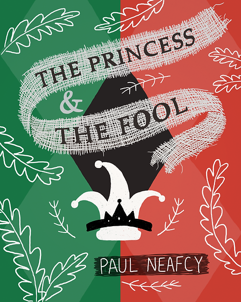The Princess and The Fool book cover Ed Stockham