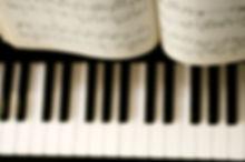 Note Piano