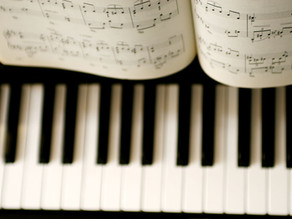 The 4 Basic Piano Chords