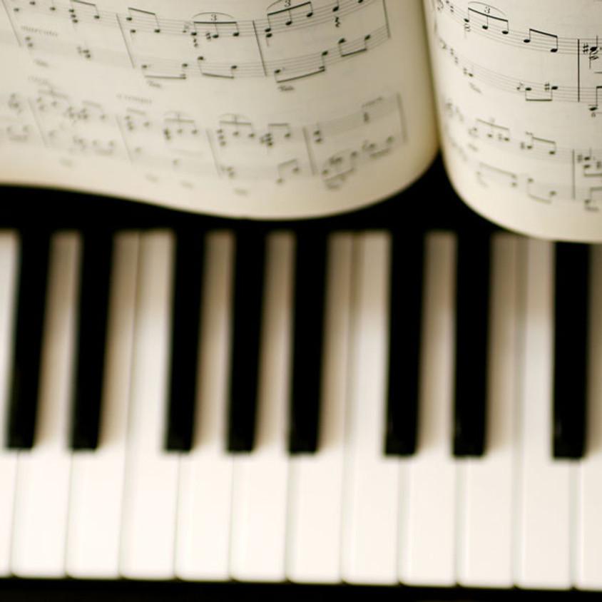 Craig Hendry - On PIANO